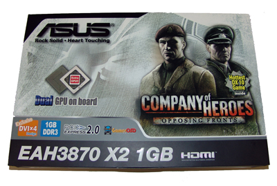 Asus HD3870 X2