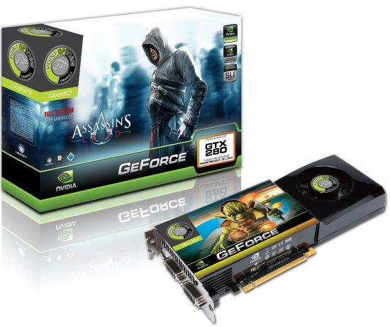Point of View GeForce GTX 280