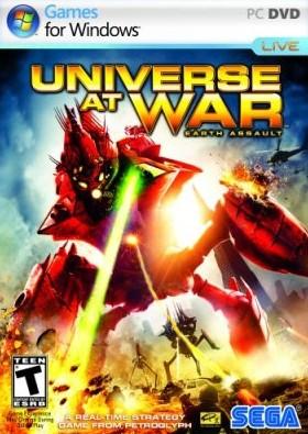 Universe at wars earth assault